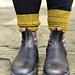 Shepherdess Socks pattern