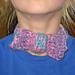 Knit Bow tie pattern