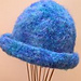 Julie's Fulled Hat pattern