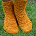 Rande Socks pattern