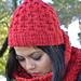 Vermello cowl pattern