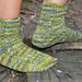 Xiada Socks pattern