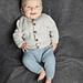 Hentesett / Anne's Newborn Baby Set pattern