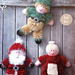 Tinsel Christmas Toys pattern