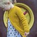 Barnejakka Eivor / Children's Cardigan Eivor pattern