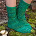 Jack and the Bean-socks pattern