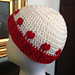 Marching Hearts Hat pattern