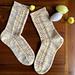 Hope Springs Socks pattern
