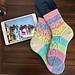 Whitehead Socks pattern