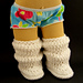 Slouchee Boots for Waldorf Dolls pattern
