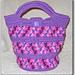 Round Cluster Bag pattern