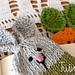 Bunny Bookmark pattern