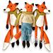 Vitalis th Fox pattern