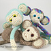 Baby Monkey – LL Series pattern