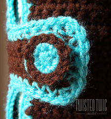 Ravelry Yoga Mat Bag Pattern By Twisted Twig Crochet