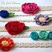 Ultimate Headband Pack of Flowers and Lace pattern