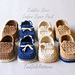 Toddler Loafer Super Pack pattern