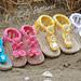 Baby Seaside Gladiator Sandals pattern