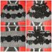 Spider Beanie, Earwarmer, Cowl pattern
