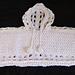 Bobble Stitch Cropped Poncho pattern