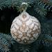 Christmas Ball - Star of Bethlehem pattern