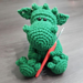 How to Crochet your Dragon pattern