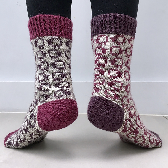 Indie Design Gift Along 2020 Fave Sock Patterns 71