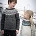 Kuldi Lopi Sweater pattern