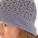 Berry Frappe Sunhat pattern