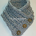 Side Button Cowl pattern