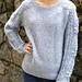 Pulsar Sweater pattern