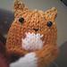 Innocent Big Knit: Fox Hat. pattern