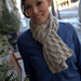 F662 Nickel and Dime Scarf pattern