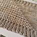 Diagonal Basketweave Cowl pattern
