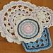 Coasters Galore pattern