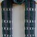 Stripow Scarf pattern
