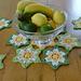 Lemon and Lime Tableware pattern