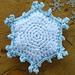 Snowflake Pomander pattern
