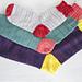 Pleiades Socks pattern