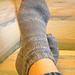 Simple Ankle Socks pattern