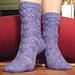 Bellflower Socks pattern