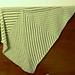 Eyelet Baby Blanket pattern