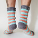 Bulky Sleep Socks pattern