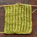 Brioche Stitch pattern