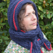 fairy hooded cowl pattern