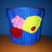 Plant Pot Cozy pattern