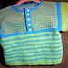 Baby Bright Sweater pattern