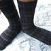 Globe Trotter Socks pattern