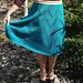 Summer rain skirt pattern