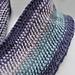 Scrappy Split Stitch Cowl pattern